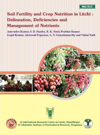 Cover photo of Soil fertility and Crop Nutrition in Litchi